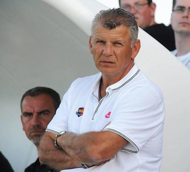 C'est déjà l'heure de la rentrée pour Patrice Garande et le Stade Malherbe.