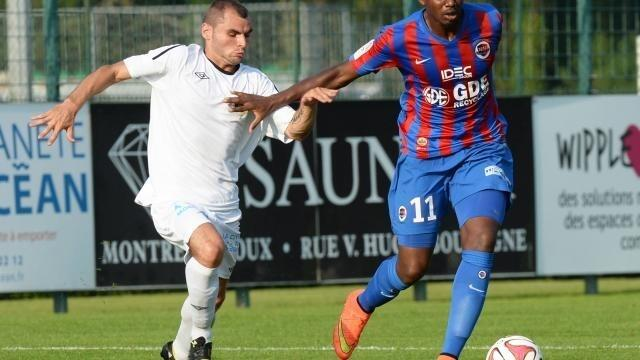 Fodé Koïta devrait débuter à la pointe de l'attaque malherbiste, en lieu et place de Mathieu Duhamel, blessé