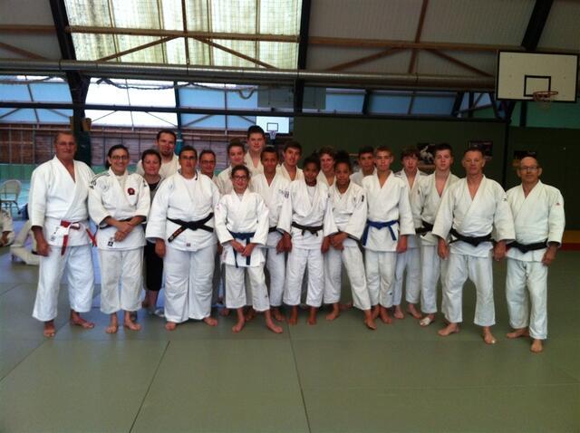 club judo angers