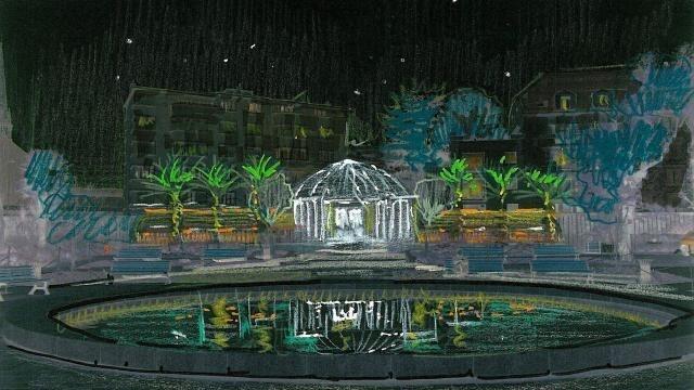 Le Voyage à Nantes : Nocturnes du Jardin des Plantes ...