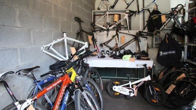 photo un passionné de vélo a dérobé pour 150 000 € de pièces en quatre ans © ouest-france