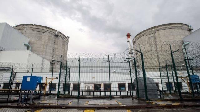 photo les militants qui s'étaient introduits dans la centrale de fessenheim ont chacun écopé d'une peine de deux mois avec sursis. © afp