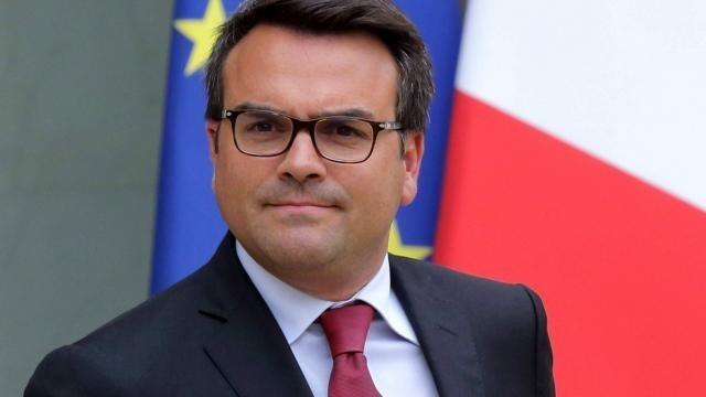 photo thomas thévenoud, le ministre le plus éphémère de la république. © photo: reuters