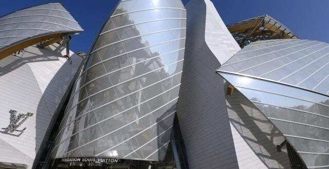 photo l'incroyable musée louis vuitton