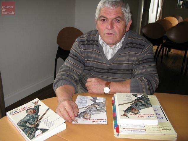 Chemillé/Melay. Un livre hommage aux Poilus - maville.com