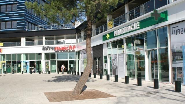 Faits divers : Le nouveau centre commercial visité à Malakoff