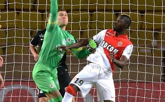 Rémy Vercoutre a sorti un gros match à Monaco.