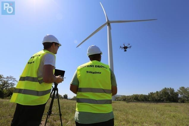 photo quatre semaines pour savoir piloter un drone. © dr