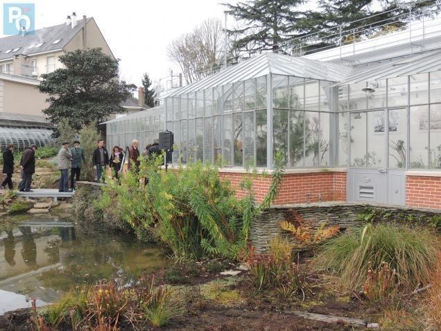 Nantes. La serre des Canaries inaugurée au Jardin des Plantes ...