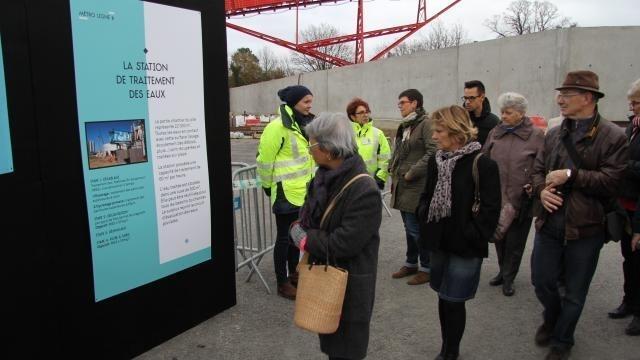 Ligne b du métro de Rennes : 20 000 visiteurs en deux jours. Info ...