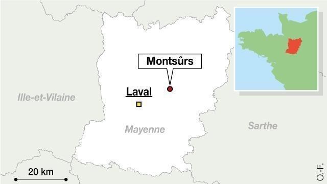 Faits divers : Incident ferroviaire ce samedi près de Laval - maville.com
