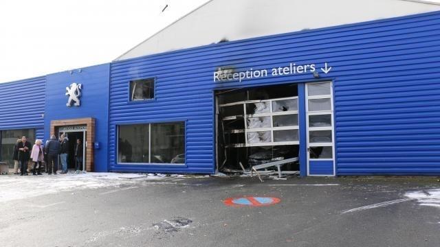 Incendie : Un pavillon puis un garage sinistrés cette nuit - maville.com