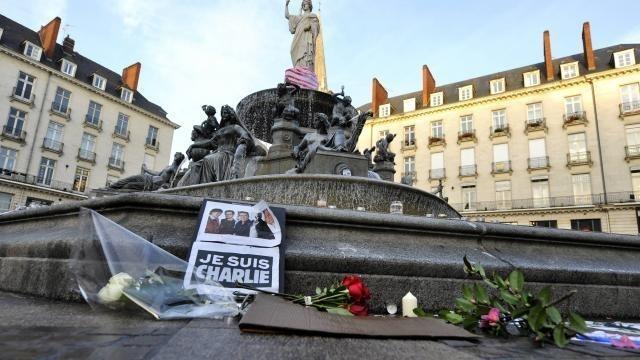 Attentat à Charlie-Hebdo : Les rassemblements en Loire-Atlantique - maville.com