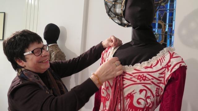 Exposition : L'histoire du costume féminin à l'opéra - maville.com