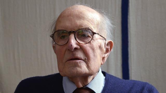 photo henri beaugé-bérubé, compagnon de la libération, est décédé © photo : daniel fouray / ouest-france