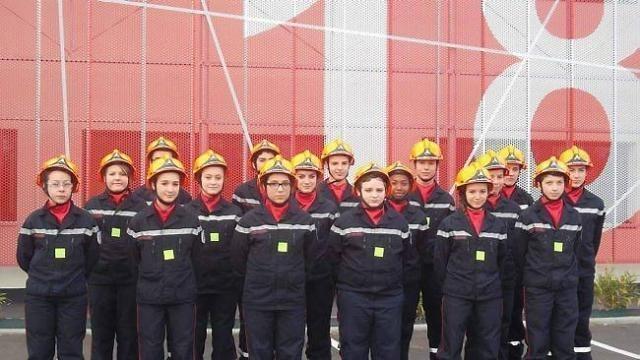 Comment Devenir Jeune Sapeur Pompier Nantes Maville Com