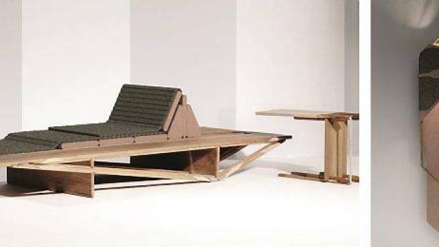 Design bosser sans quitter son lit ou dormir sans quitter le