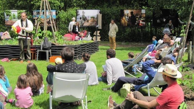 Festival En bas de chez vous : Les artistes ont conquis le public ...