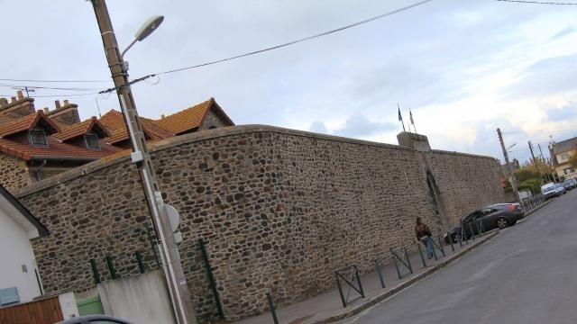 photo la maison d arrêt de saint-malo. © ouest-france