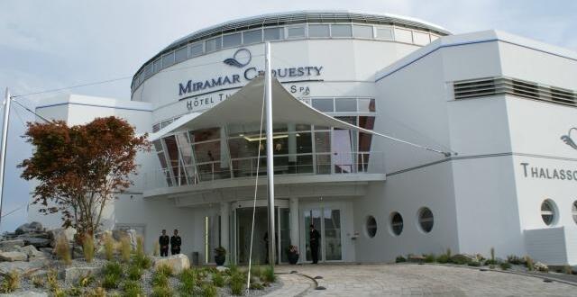 Hôtelthalasso Du Crouesty Le Paquebot Miramar Inauguré Info - Thalasso port crouesty