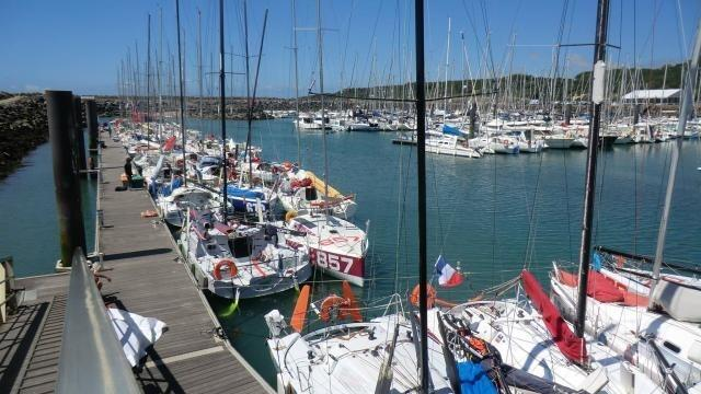 Transgascogne 6 50 Le Depart Reporte A Lundi A Port Bourgenay