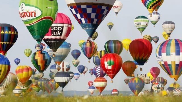 montgolfiere rassemblement