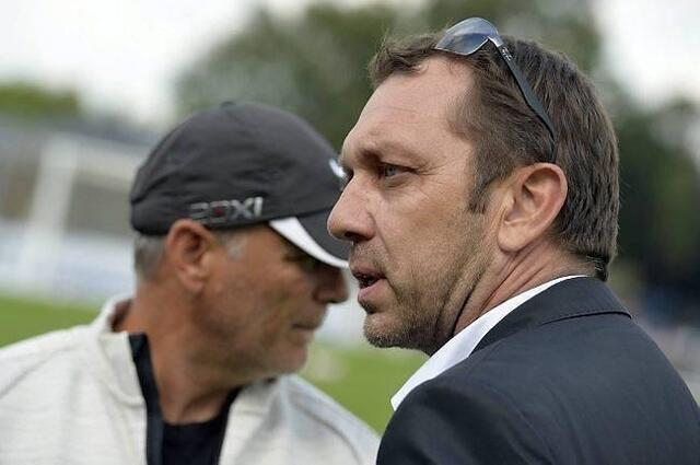 Xavier Gravelaine : « On va encore prendre un attaquant, mais on ne fera pas de surenchère... »