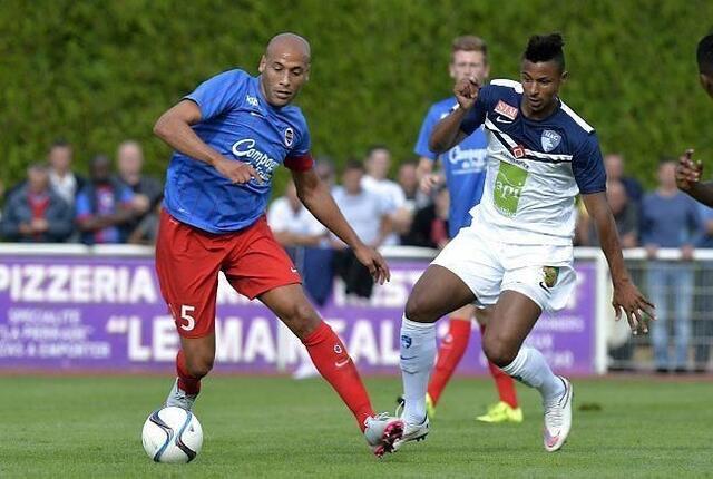 Après un exercice 2014-2015 tronqué par les blessures, Alaeddine Yahia, qui entame sa deuxième saison au Stade Malherbe, espère réaliser une année pleine.