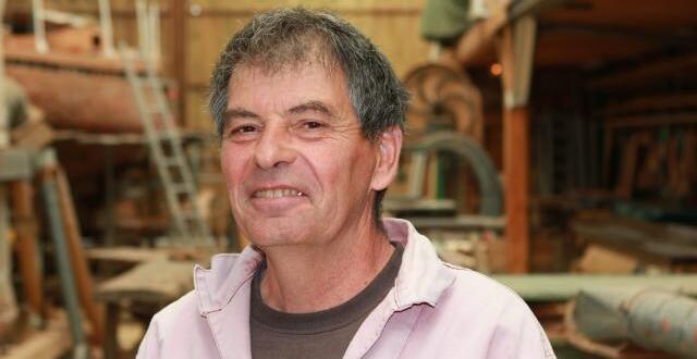 Propriétaire du chantier naval éponyme, <b>Gilles Conrath</b> restaure et crée <b>...</b> - P1D2810367G_crop_640-330_