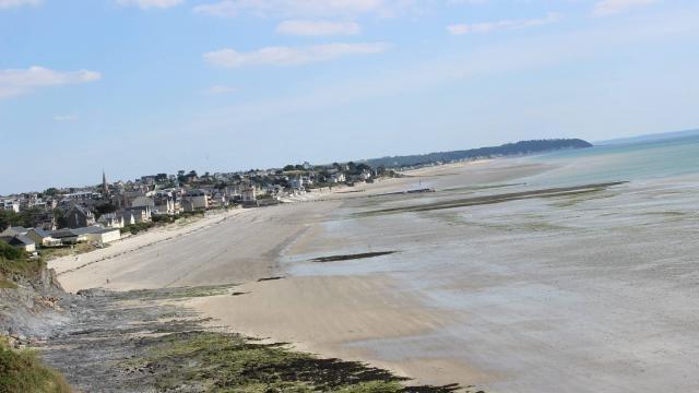 """Résultat de recherche d'images pour """"plage granville"""""""
