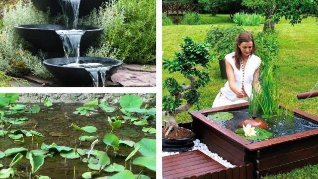 Jardin Quand L Eau S Invite Au Jardin Montpellier Maville Com