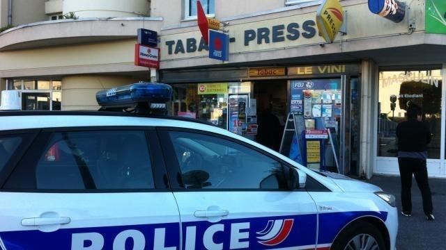 Faits divers à caen : un bureau de tabac braqué avenue de paris