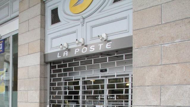 Rennes Le Bureau De Poste De Republique Ferme Pour Travaux Rennes Maville Com