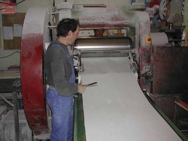 photo la société dalsouple avait été créée en 1946 à saumur. © photo co
