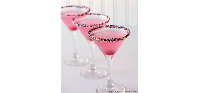 Recette cocktail de noel sans alcool