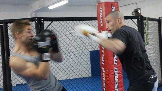 Sport de combat 35