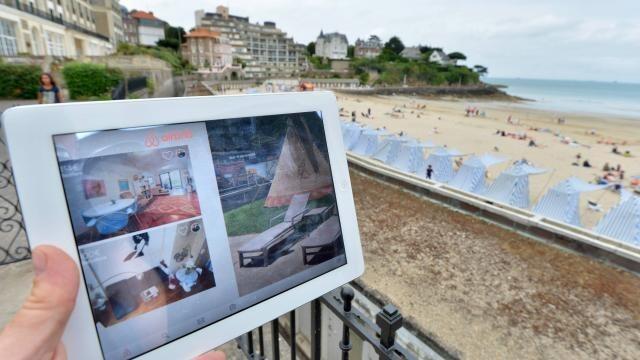 Airbnb Vtc Le Bon Coin Un Rapport Pour Organiser L économie