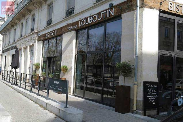 resto le louboutin angers