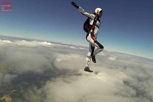 parachutisme a saumur