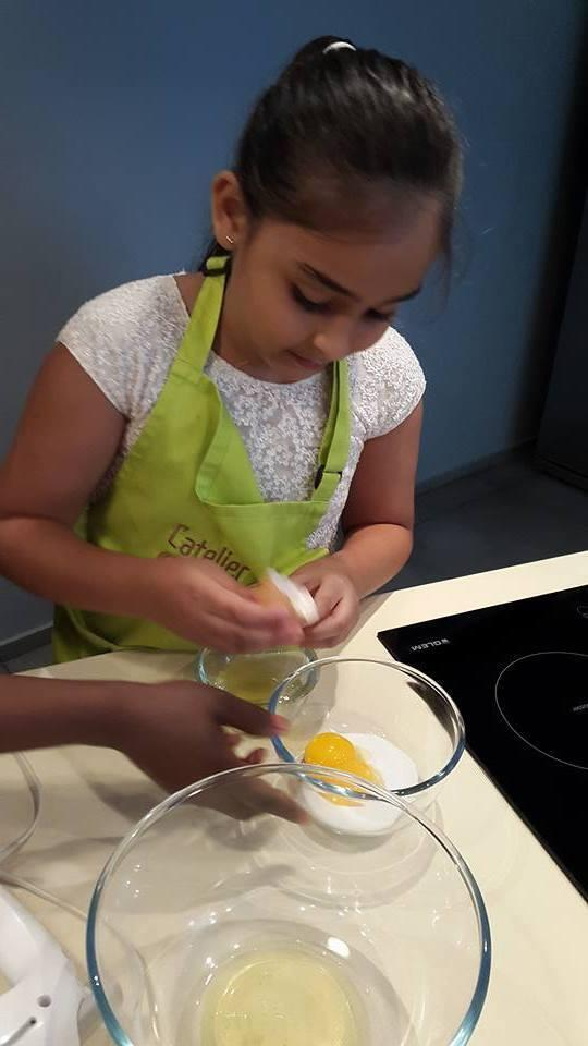 cours de cuisine pour enfants. sorties internaute - angers.maville