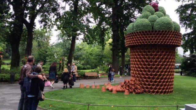 Les personnages de Claude Ponti au jardin des plantes à ...