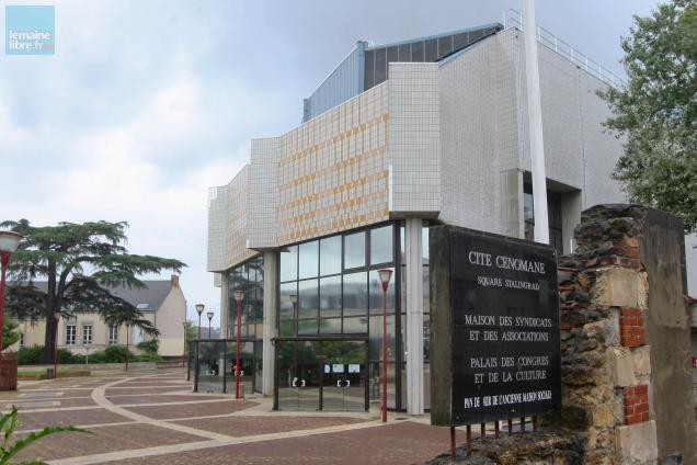 Centre Commercial Palais Des Congrès le mans. palais des congrès rénové ou nouveau centre d'affaires