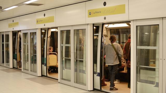 photo la 3g et la 4g seront déployées dans le métro de rennes à partir de juin 2017. © photo : ouest-france.
