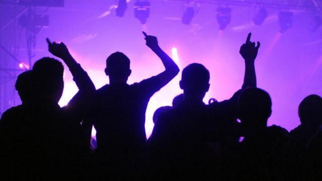 photo coup d'envoi ce mercredi 19 octobre 2016 du 18e festival nördik impakt à caen avec une grande soirée découverte et un double tremplin au cargö. © archive ouest-france