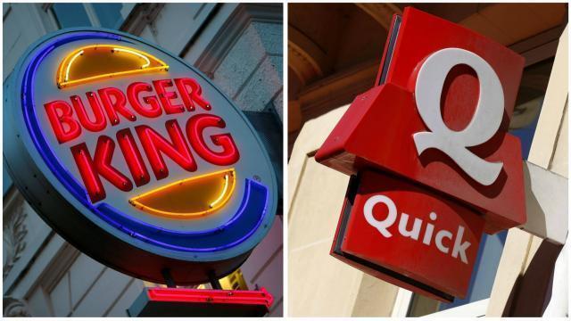 Burger King Carte Geographique.Burger King Vise Les 600 Restaurants En 2020 Grace A