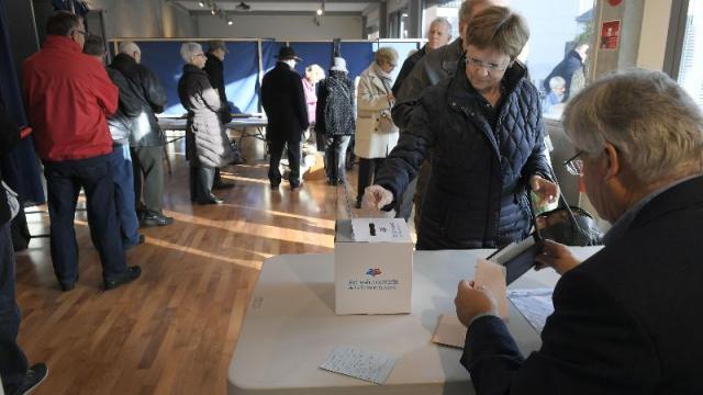 Primaire à droite plus de fluidité dans les bureaux de vote à