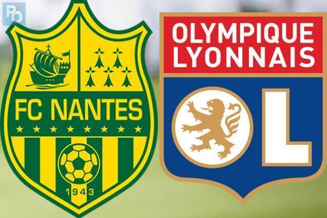 Football. FC Nantes - Lyon à suivre en direct. Sport - Nantes ... afd533456ba