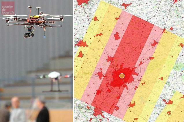 Cholet. Comment utiliser son drone à la carte - Cholet.maville.com