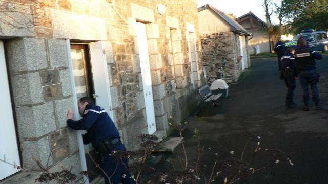 Tressignaux Un Homme Tue Sa Femme Tres Malade Par Arme A Feu
