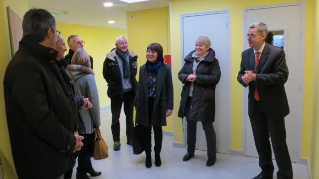 La Maison Familiale Rurale Inaugure Son Internat Nantes Maville Com